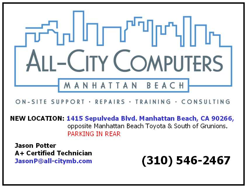 Tech - Sam Barr's Tech Page