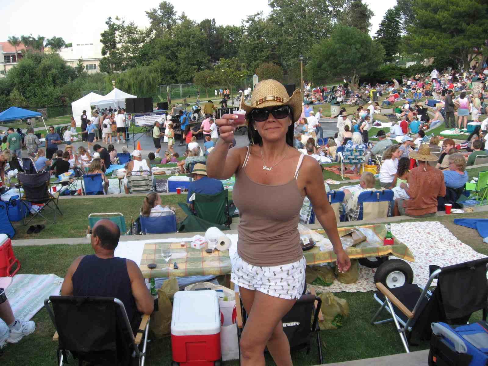 Polliwog Park Manhattan Beach Concerts